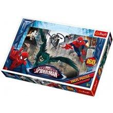 TREFL 160 elements, Spiderman In pursuit of...