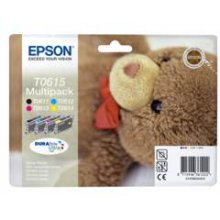 Тонер Epson Multi Pack 4 inks T061 T06154010