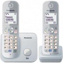 Телефон PANASONIC KX-TG6812 Dect/серый