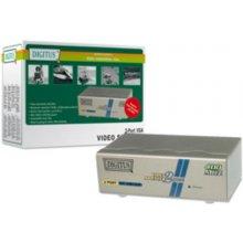 DIGITUS VGA Splitter 1xPC, 2x VGA, 350MHz