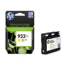 Tooner HP INC. tint HP 933XL kollane