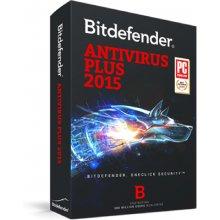 BitDefender Antivirus Plus 2016 1Y 1U
