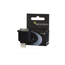 MESSLESS адаптер USB <-> iPhone/iPod