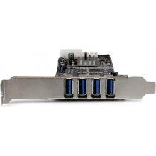StarTech.com PEXUSB3S42V, PCIe, USB 3.0, 0 -...