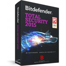 BitDefender Total Security 2016 1Y 10U