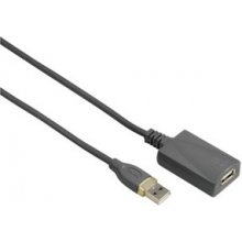 Hama 45018 USB2.0-Verlängerungskabel (aktiv)...