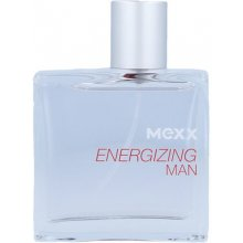 Mexx Energizing Man, Aftershave 50ml...