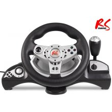 Игра Audiocore Steering wheel NanoRS RS600...