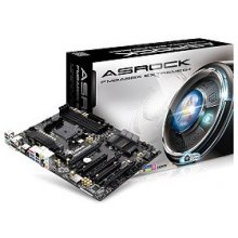 Emaplaat ASRock FM2A88X Pro+, A88X...