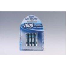 Ansmann 1x2 NiMH rech. батарея 1000 Micro...
