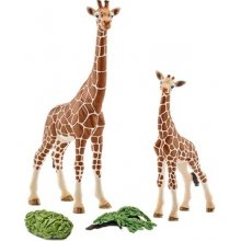 Schleich Set of giraffes