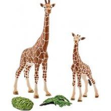 Schleich Zestaw żyraf