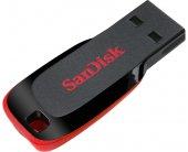 Флешка SanDisk Flashdrive Cruzer Blade 8GB...