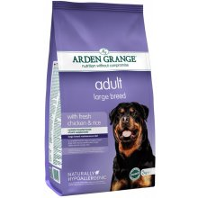 Arden Grange Adult Large Breed с курицей и...