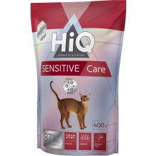 HIQ Sensitive care 400g, toit kassidele