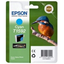 Тонер Epson чернила T1592 голубой | 17ml |...