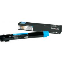 Lexmark X950X2CG Cartridge, голубой, 22000...