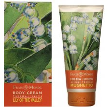 Frais Monde Body Cream Thermal Salts Lily Of...