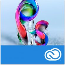 ADOBE Photoshop CC RNW, Renewal, CS3+, ENG...