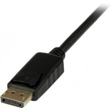 StarTech.com 6ft, DisplayPort - DVI, 1.83...