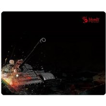 A4TECH Game mouse pad B-083 Black, Rubber...