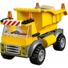LEGO Juniors Lammutustööplats