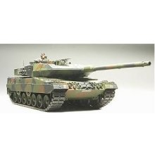 Tamiya Leopard 2 A6 Main Battle Tank