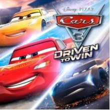 Игра Sony GAME CARS 3: DRIVEN TO WIN//PS4