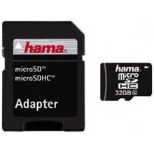 Флешка Hama HighSpeed Gold фото microSDHC...
