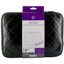 "4World Quilted Tablet Case 10"" black"