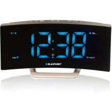Raadio BLAUPUNKT CR7BK BIG CLOCKRADIO