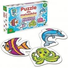 Alexander Puzzle dla Maluszków - Podwodne...