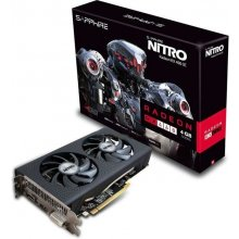 Videokaart Sapphire Radeon RX 460 NITRO OC...