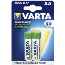 VARTA 1x2 Professional Accu NiMH 1600 mAh AA...