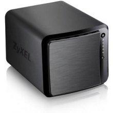 ZYXEL NAS корпус NAS542 4-Bay Media Server