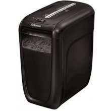 FELLOWES Powershred 60Cs Black, 22 L, Credit...
