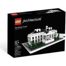LEGO Architecture The белый House
