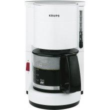 Kohvimasin KRUPS AromaCafé 5F18376 valge