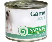 Natures Protection NP dog adult Game 200g...