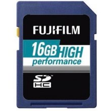 Mälukaart FUJIFILM 16GB SDHC Card High...