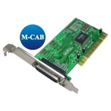 Mcab PCI PARALLEL CARD - 1 Port