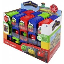 Epee Chuggington locomotive koos a garage, 5...