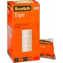 3M Teip Scotch 508, 19mm x 33m, läbipaistev