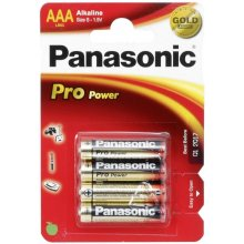 PANASONIC Alkaline, 4 pc(s)
