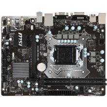 Emaplaat MSI MB H110M Pro-VD (H110, S1151...