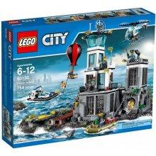 LEGO ® City 60130 Polizeiquartier auf der...