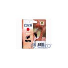 Tooner Epson Ink T0877 punane Retail Pack...