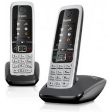 Telefon Gigaset C430A Duo, DECT, Monophonic...