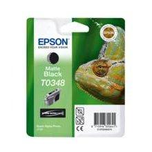 Тонер Epson ink cartridge matte чёрный T 034...