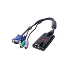 APC KVM KVM-PS2 2G Servermodul PS/2